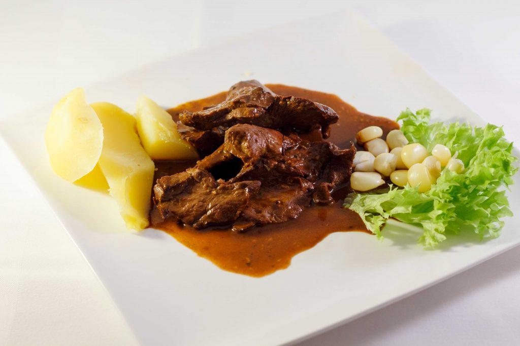 Peruaans eten in Den Haag.